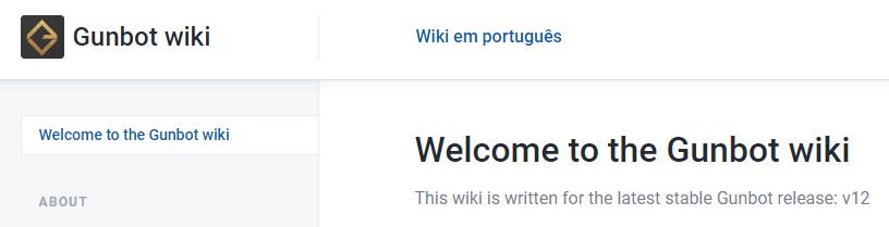 Gunbot Wiki